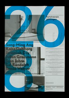 Kunstverein Göttingen - studio jung / graphic design