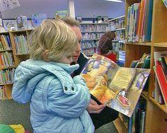 In de bibliotheek vind je boeken, boeken en nog eens boeken! Houd jij van lezen?