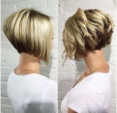 11 Best Stacked Bob Hairstyles Ideas