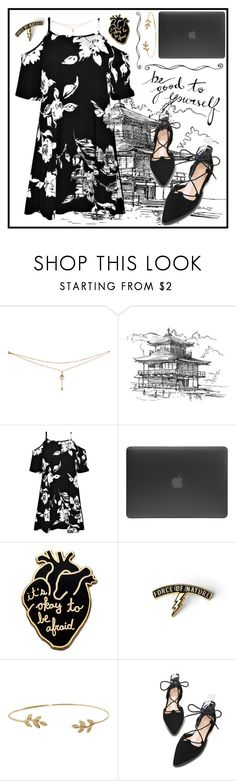 """I don't have to see you right now"" by telephatic-hearts ❤ liked on Polyvore featuring Boohoo, Incase and Humble Chic"
