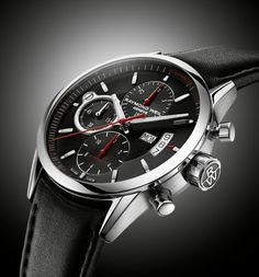 Basel 2013 - Raymond Weil - Freelancer Simply Class Chronograph