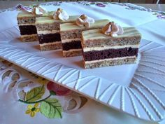 Vanilla Cake, Tiramisu, Food And Drink, Ethnic Recipes, Pastries, Treats, Sweet, Hampers, Dios