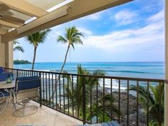 Gorgeous upgrades and incredible oceanfront views, two bedroom, two bathroom condo, Kona Bali Kai #303, In Kailua-Kona. . Total ocean front and totally remo...