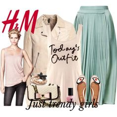 h&m pastel outfit 3 s