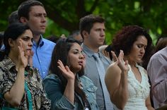4th of July 2013 – New Americans Join the Family – Photo Essay