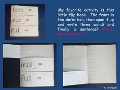 The Magical Product Swap Review of Swimming with Suffixes!
