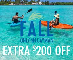 Cayman Islands All Inclusive Holidays With Paddling - http://www.kqzyfj.com/click-5711213-12742627-1478723123000