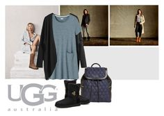 """""""Boot Remix with UGG : Contest Entry"""" by alwaysroyal on Polyvore featuring UGG Australia, Vera Bradley and Toast"""