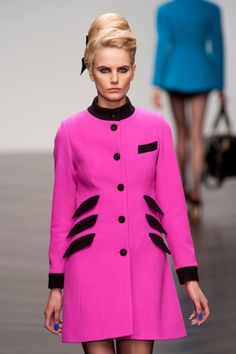 Colours When it comes to colours for Fall fashion 2013 the runways will be rosy-hued and have you thinking pink. This girlish colour takes a sophisticated turn in hues of fuchsia and blush.