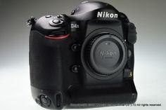 NIKON D4S 16.2 MP Digital Camera Body Excellent+ #Nikon