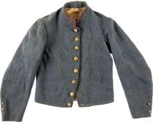 Military & Patriotic, Ultra-Rare and Historic Richmond Depot Jacket Worn by a BraveMarylander... (Total: 3 )