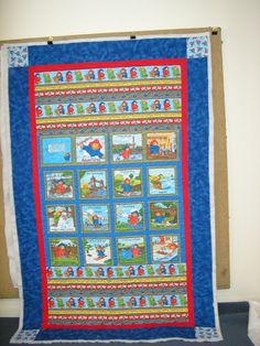 unique baby travel changing mat, vintage 1970s Paddington Bear by ... : paddington bear quilt - Adamdwight.com