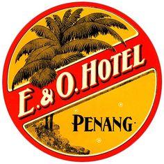E&O HOTEL ~ Penang Malaysia