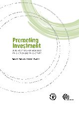 Titre : Promoting Investment in Agriculture for Increased Production and Productivity Investing in agriculture is one of the most effective ways of reducing hunger and poverty, promoting agricultural productivity and enhancing environmental sustainability. Covering the development of sustainable agriculture, food production and food security, this paper explains the relationship between all levels of investment and their interdependence to be successful.
