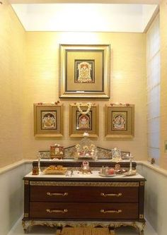 Here are some tips on how to decorate pooja room. Add beautiful mandaps and mandirs. You can decorate pooja room with flowers, lights and rangoli designs. Room Design, Pooja Rooms, Room Interior, House Interior, Room Door Design, Indian Home Interior, Home Interior Design, Pooja Room Door Design, Living Room Designs