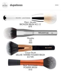 #FaceMoisturizer Makeup Brush Dupes, Makeup 101, Lots Of Makeup, It Cosmetics Brushes, Drugstore Makeup, Makeup Brands, Free Makeup, Best Makeup Products, Makeup Brushes