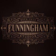 Cunningham logo mark designed by Kevin Cantrell. www.kevincantrell.com