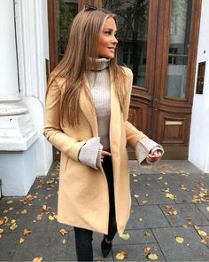 Pretty Winter Outfits You Can Wear on Repeat - Hair Style Ideas Fall Winter Outfits, Winter Dresses, Autumn Winter Fashion, Summer Outfits, Fall Fashion, Classy Outfits, Casual Outfits, Mode Outfits, Fashion Outfits