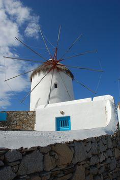 Mykonos, Greece- I loved it here!!