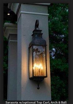 superb copper exterior lighting 6 copper outdoor. Elegant Outdoor Lighting By St. James- Sarasota Copper Lantern Superb Copper Exterior 6 .