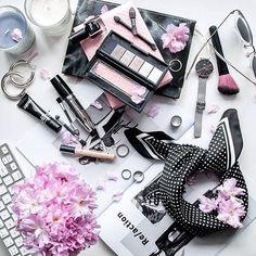 Monday makeup session @marketabartova
