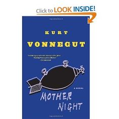 A lighthearted Vonnegut book about killing yourself... and other things.