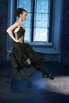 Jean Butler: Irish Dancer