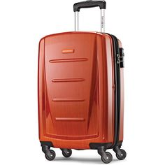Samsonite Winfield 2 Fashion Spinner available at luggagefactory.com #orange