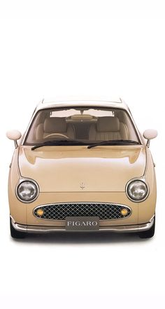 Nissan Figaro (front view)