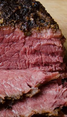 Super informative page about making a good, authentic pastrami either from a good corned beef or from scratch with a nice brisket.