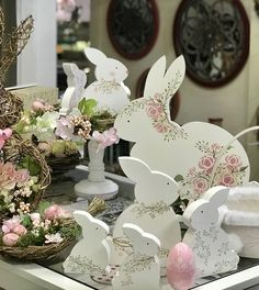 Spring wood crafts diy ideas 42 Ideas for 2019 - Ostern/Frühling - Easter Bunny, Easter Eggs, Wood Crafts, Diy And Crafts, Diy Ostern, Easter Wreaths, Spring Wreaths, Spring Crafts, Easter Crafts