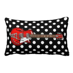 =>quality product          Electric Guitar Red and Polka dots Pillows           Electric Guitar Red and Polka dots Pillows in each seller & make purchase online for cheap. Choose the best price and best promotion as you thing Secure Checkout you can trust Buy bestThis Deals          Electri...Cleck link More >>> http://www.zazzle.com/electric_guitar_red_and_polka_dots_pillows-189913889891667429?rf=238627982471231924&zbar=1&tc=terrest