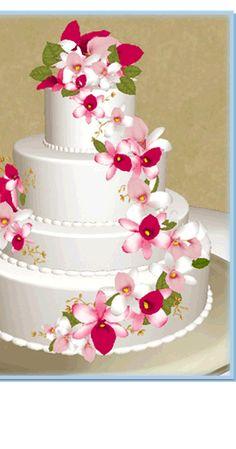 17 Best Beautiful Wedding Cakes Images Beautiful Wedding Cakes