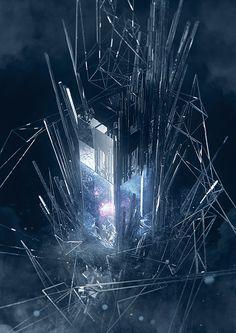 Transsentient | elixir by Ryosuke Takeuchi, via Behance