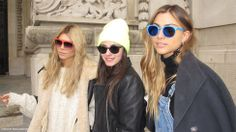 : Paris Fashion Week Fall 2013 Street Style :
