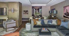 Helen Green - Lateral Apartment, Belgravia
