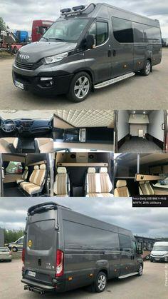 Iveco Daily Camper, Iveco Daily 4x4, Mercedes Sprinter Camper, Sprinter Van, Van Conversion Plans, Camper Conversion, Minivan Camping, Camping Glamping, Fiat Ducato