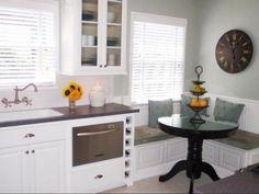 eat-in  Country Kitchens   Come arredare una piccola cucina abitabile: idee e consigli per ogni ...