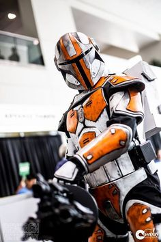 Awesome heavy support Mandalorian