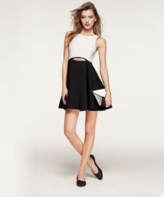 MOD FLARE DRESS Fashion Star Dress
