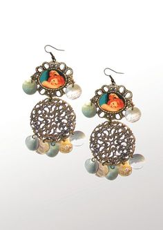Colorful Earrings by Eclat Handmade Accessories
