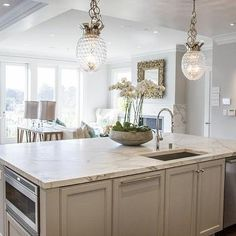 Global Views Crown Pendant, Transitional, kitchen, Marsh and Clark