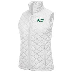 cd7a96a50bc8 Women s North Dakota Fighting Hawks Elite Quilted Vest
