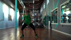 Dance Toning with Sarah Placencia - (Obliques, Shoulders and Legs) 'Conga'