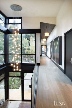 Modern mountain house inspired by rugged Colorado landscape. Modern mountain house inspired by rugged Colorado landscape. The post. Modern mountain house inspired by rugged Colorado landscape appeared first on lamp ideas. Modern Mountain Home, Mountain Homes, Mountain Home Interiors, Mountain Living, Modern House Design, Modern Interior Design, Modern Interior Doors, Modern Condo, Luxury Interior
