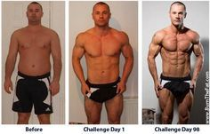 Amazing transformation! #beforeandafter #health #fitness #bodybuilding #muscle…