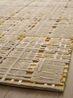 Tai Ping  These rugs are custom-made according to old handicraft procedures. They really stand out with their traditional and contemporary prints, but especially by their finishing. Tai Ping only manufactures custom-made rugs. Customers have the choice of no less than thousands of prints, 540 colours and numerous finishings to compose the rug of their dreams.