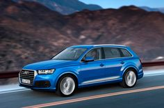 2016 Audi Q7 - Provided by MotorTrend