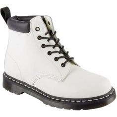 Dr. Martens Saxon 939 Eye Padded Collar Boot Smooth