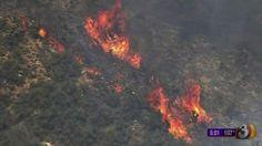 photos of the yanell, az. fire   Yarnell Fire